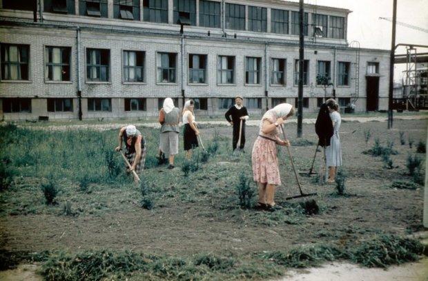 СССР глазами иностранца. Фото