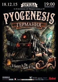 PYOGENESIS - 18.12.15 SPB - Opera Club