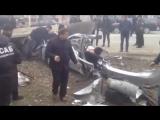 Ужасная авария в Чечне