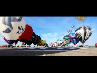 433 воздушных шара поставили рекорд во Франции (Фестиваль LMAB 2015)