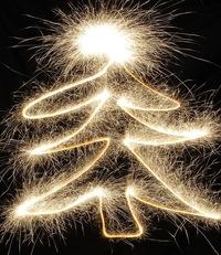 Рождественский Фестиваль Бенгальских огней
