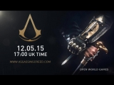 Assassin's Creed Syndicate / Victory Teaser for Gameplay Trailer; New Weapons, Characters (2015)