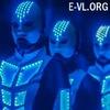 EPSILON - Световое и огненное шоу, Владивосток