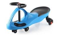 """Машинка """"бибикар (bibicar)"""" с полиуретановыми колесами, синяя, Bradex (Брадекс)"""