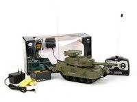 """Радиоуправляемый """"боевой танк"""", Play Smart (Joy Toy)"""