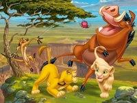 """Кубики """"король лев"""", 12 штук, Step Puzzle (Степ Пазл)"""