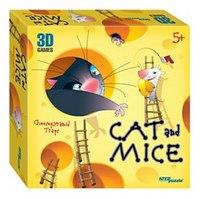 """Развивающая игра 3d """"кошки-мышки"""", Step Puzzle (Степ Пазл)"""