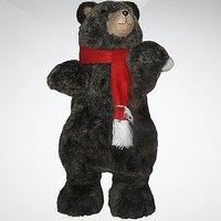 """Украшение декоративное """"медведь"""", Mister Christmas"""
