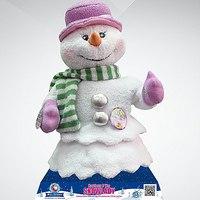 """Игрушка новогодняя """"снеговик"""", Mister Christmas"""