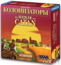 """Настольная игра """"колонизаторы"""", Hobby games"""