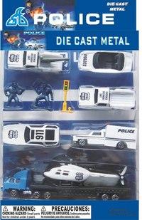 """Игровой набор """"полиция"""", Play Line"""