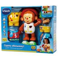 """Игрушка развивающая """"одень обезьянку!"""", VTECH"""