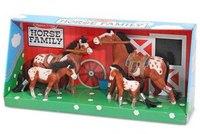 """Деревянный игровой набор """"семейство лошадей"""", Melissa & Doug"""