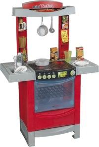 Кухня электронная minitefal cook tronic smoby. арт. 24253, Simba (Симба)