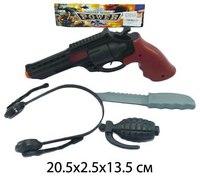 Набор оружия, пистолет, аксессуары, Shantou Gepai