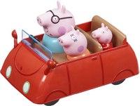 """Игровой набор peppa pig """"машина семьи пеппы"""", Intertoy"""