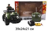 """Машина """"военный джип"""" радиоуправляемая, Shantou Gepai"""