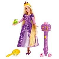"""Кукла disney """"принцесса рапунцель с волшебными волосами"""", Mattel (Маттел)"""