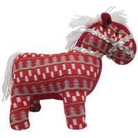 "Игрушка ""лошадь мягкая"". арт. е94151, Snowmen"