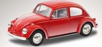 """Металлическая инерционная модель """"volkswagen beetle"""", Uni-Fortune"""