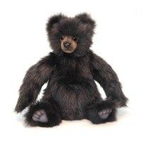 "Мягкая игрушка ""медведь бурый"" (36 см), Hansa (Ханса)"