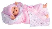 "Кукла ""марта"" в розовом, 42 см, Antonio Juan Munecas"