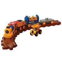 Железная дорога с поездом и машиной, Toy State