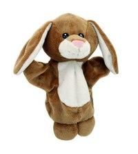 "Кукла на руку ""зайчик"", 27 см, Жирафики"