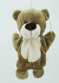 """Кукла на руку """"медвежонок"""", 27 см, Жирафики"""