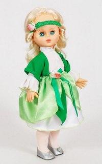 """Кукла """"фея свежей зелени"""", 44 см, Весна"""