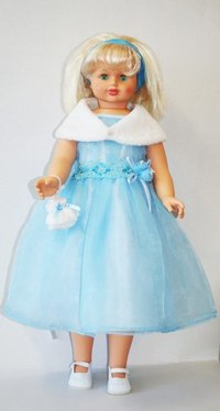 "Кукла ""снежана"" 12, 85 см, Весна"