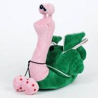 """Мягкая игрушка """"улитка смув мув"""", 20 см, Мульти-Пульти"""