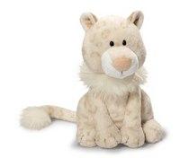 """Мягкая игрушка """"снежный леопард-девочка"""" (25 см), NICI"""