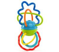 """Развивающая игрушка """"разноцветная гантелька"""", Oball"""