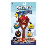 Angry birds. игрушка-мялка, Tech4kids Inc.