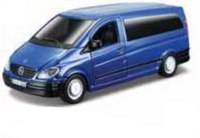Модель автомобиля mercedes-benz vito (сборка), Bburago (Ббураго)