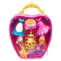 """Набор подарочный """"сумочка с мини-куклой принцесса"""", Mattel (Маттел)"""