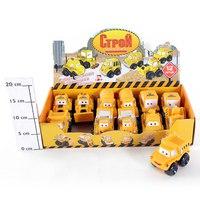 """Набор инерционных машин """"строймобиль"""", 12 штук, Play Smart (Joy Toy)"""