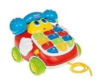 """Каталка-игрушка """"чудесный телефон"""", Baby Clementoni"""