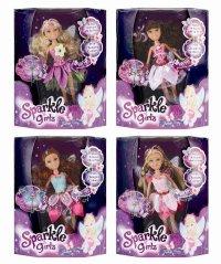 "Brilliance fair. кукла ""фея"", с волшебной палочкой, FUNVILLE"