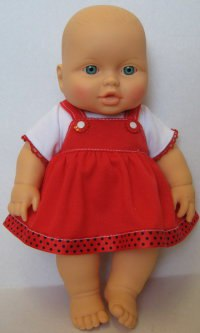 "Кукла ""малышка 7"" (31 см), Весна"