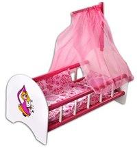 "Кроватка для кукол ""фея"", Mary Poppins"