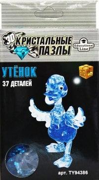 "3d crystal puzzle ""утенок l"", Education Line"