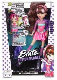 """Кукла bratz """"супергерои, фиби"""", MGA Entertainment"""