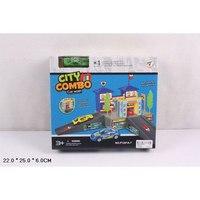 """Игровой набор """"city combo. автомойка"""", Shenzhen Jingyitian Trade Co., Ltd."""