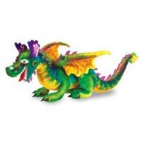 """Мягкая игрушка """"большой дракон"""" (84х51 см), Melissa & Doug"""