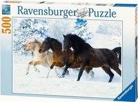 """Пазл """"галоп"""" (500 деталей), Ravensburger"""