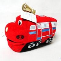 """Мягкая игрушка """"паровозик уилсон"""", 20 см, Мульти-Пульти"""