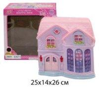 Дом для кукол со светом и музыкой, Shantou Gepai