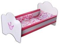 "Кроватка ""корона"" для кукол, Mary Poppins"